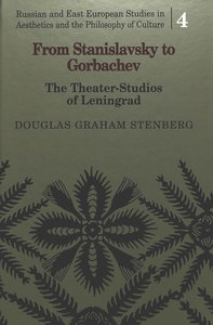 From Stanislavsky to Gorbachev