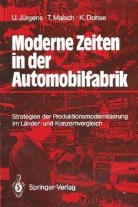 Moderne Zeiten in der Automobilfabrik