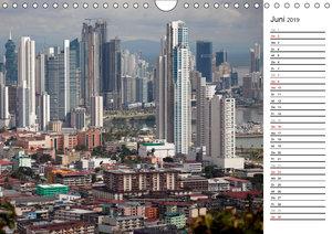 Skylines weltweit (Wandkalender 2019 DIN A4 quer)