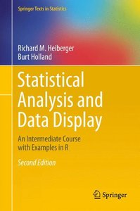 Statistical Analysis and Data Display