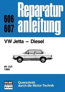 VW Jetta - Diesel ab Juli 1980