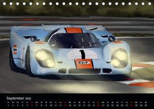 Porsche inspired Artwork by Reinhold Art´s