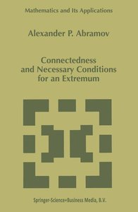 Connectedness and Necessary Conditions for an Extremum