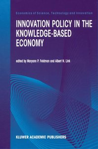 Innovation Policy in the Knowledge-Based Economy