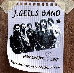 Homework...Live Fillmore East 1971