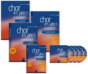 Chor im Jahr 1. Ermäßigtes Paketangebot (Chorleiter-Ausgabe, Ins