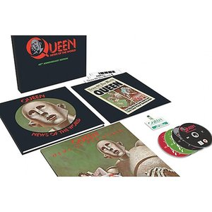 News Of The World (Limited 3CD+DVD+LP Super DLX)