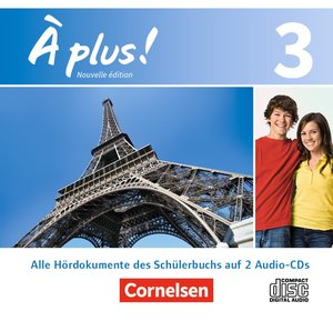 À plus! 03. Audio-CD