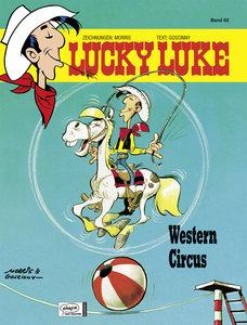 Lucky Luke 62 Western Circus