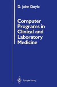Computer Programs in Clinical and Laboratory Medicine