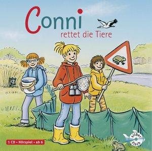 Meine Freundin Conni. Conni rettet die Tiere