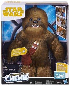 Star Wars Han Solo Chewbacca Interactieve Plush