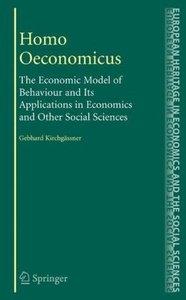 Homo Oeconomicus