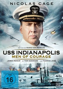 USS Indianapolis: Men of Courage, 1 DVD