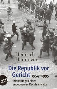 Die Republik vor Gericht 1954-1995