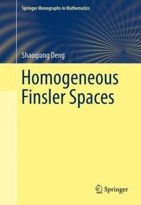 Homogeneous Finsler Spaces