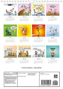 Trumix Cartoons - Gesundheit
