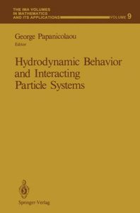 Hydrodynamic Behavior and Interacting Particle Systems