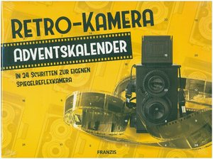Retro-Kamera Adventskalender 2019