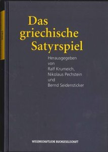 Das griechische Satyrspiel