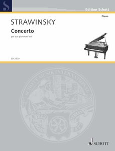 Concerto. 2 Klaviere 4-händig.