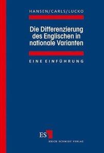 Die Differenzierung des Englischen in nationale Varianten