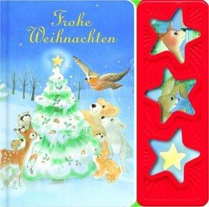 Frohe Weihnachten. 3-Button-Soundbuch