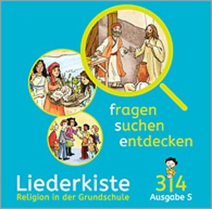 fragen - suchen - entdecken 3/4. Audio-CD Klasse 3/4. Ausgabe Ba