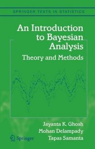 An Introduction to Bayesian Analysis