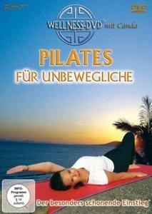 Pilates für Unbewegliche, DVD