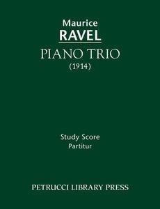 Piano Trio - Study Score