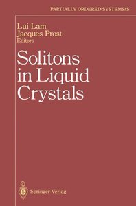Solitons in Liquid Crystals