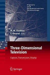 Three-Dimensional Television