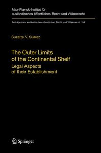 The Outer Limits of the Continental Shelf
