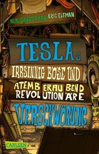 Tesla 2: Teslas irrsinnig böse und atemberaubend revolutionäre V