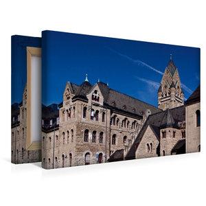 Premium Textil-Leinwand 45 cm x 30 cm quer Gerichtsgebäude