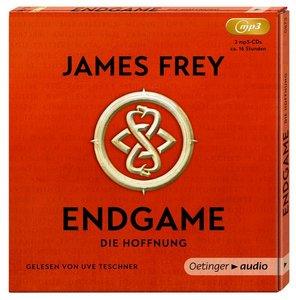 Endgame 02. Die Hoffnung mp3- 2 CD