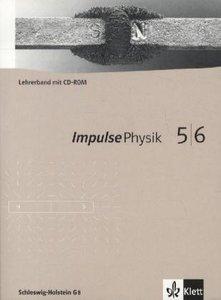 Impulse Physik - Ausgabe für Schleswig-Holstein. Lösungsheft Anf