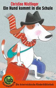 Ein Hund kommt in die Schule