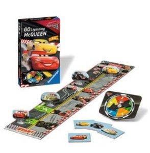 Ravensburger 234370 - Disney Cars 3 - Go Lightning McQueen! - Mi