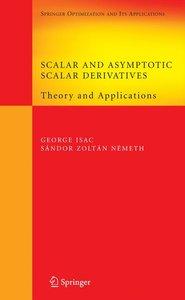 Scalar and Asymptotic Scalar Derivatives