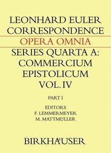 Correspondence of Leonhard Euler with Christian Goldbach