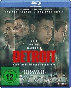 Detroit, 1 Blu-ray