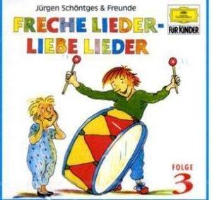 Freche Lieder, Liebe Lieder 3. CD
