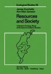 Resources and Society