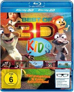 Best of 3D für Kids - Der große 3D Kinderspaß