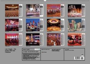 Las Vegas - Die bunte Welt der Casinos (Wandkalender 2019 DIN A2