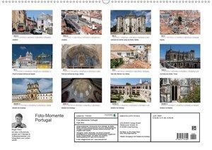 Foto-Momente Portugal (Wandkalender 2020 DIN A2 quer)