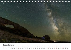 Nationalparks in Utah (Tischkalender 2019 DIN A5 quer)