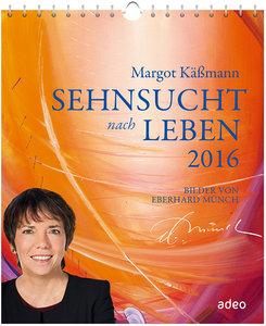 Sehnsucht nach Leben 2016 - Postkartenkalender